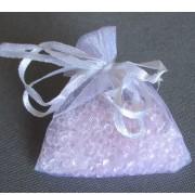 Decoratie kraaltjes roze