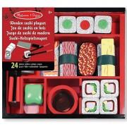 Melissa & Doug Voedsel Sushi Speelset Hout