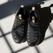 Naglev Lifetime-sneakers voor heren, 45 - zwart/grijs gemêleerd