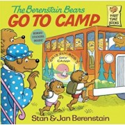 The Berenstain Bears Go to Camp, Paperback/Stan Berenstain