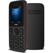 Lava Captain N1 Lite (Black-Red)