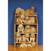 Clementoni - Puzzle - Dog friends