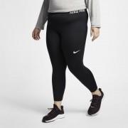 Nike Grande Taille - Corsaire de training taille mi-basse Pro pour Femme - Noir