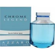 Azzaro Chrome Legend Eau de Toilette 75ml Vaporizador