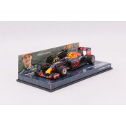 Formule 1 Red Bull Racing TAG Heuer RB12 #33 3rd Place German GP 2016 - 1:43 - Minichamps