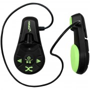 FINIS Duo™ Underwater Bone Conduction MP3 Player Black/Acid Green O...