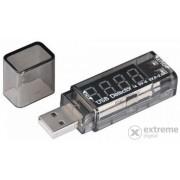 Detector tensiune iesire Xtar USB