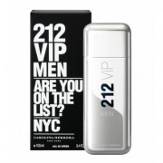 Carolina Herrera 212 Vip Men 200Ml Per Uomo (Eau De Toilette)
