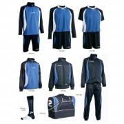 Set complet echipament fotbal Patrick Gold 108