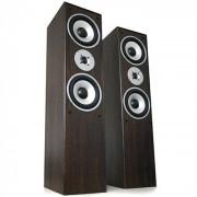 LTC LB 766 2 enceintes 1000W 3 voies hifi colonnes audio basses HP