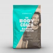 Myprotein The Body Coach Bangin' Whey Protein - 0.5kg - Natural Vanilla