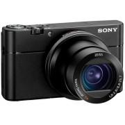 Aparat Foto Digital Sony RX100 V, 21MP, Zoom Optic 2.9x, Filmare Full HD (Negru)