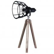 Lámpara de Mesa Tisch 17 x 50 cm