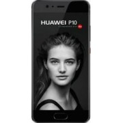 Telefon Mobil Huawei P10 64GB Dual Sim 4G Black Bonus Ceas Dama Nautica NAD15517L