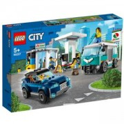 Конструктор Лего Сити - Сервизна станция, LEGO City Nitro Wheels 60257