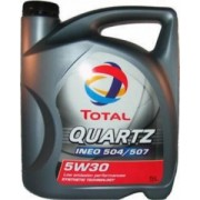 Ulei Total QUARTZ Ineo 504/507 (VW) 5W30 5L