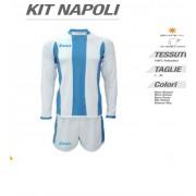 Zeus - Completo Calcio Kit Napoli