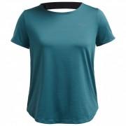Röhnisch - Women's Deep Back Tee - T-shirt technique taille S, bleu