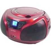Radio CD DENVER TCU-206, Crveni