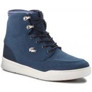 Сникърси LACOSTE - Explorateur Techhi3181 Cam 7-38CAM0034ND1 Nvy/Dk Blu