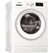 Masina de spalat rufe Whirlpool FreshCare+ FWG 81496 WS, 6th Sense, 8 kg, 1400 rpm, Clasa A+++-30%, Inverter, Display, Alb