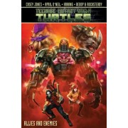 Teenage Mutant Ninja Turtles Allies And Enemies (Costa Mike)(Paperback / softback) (9781631406133)