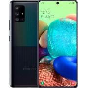 Samsung - Galaxy A71 5G 128GB - Prism Cube Black (AT&T)