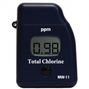 Medidor digital de cloro total Milwaukee MW11