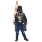 Vegaoo Darth Vader kit för barn 110 - 122 cm (5 - 7 år)