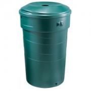 Nature Regenton cirkelvormig 320 liter groen
