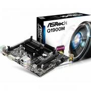 Asrock Intel Bay Trail-D CPU Onboard Series Micro ATX MB ASR-Q1900M-RMA
