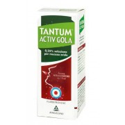 Angelini Spa Tantum Verde Gola 250 Mg/100 Ml Spray Per Mucosa Orale Soluzione 15 Ml