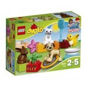 Конструктор LEGO DUPLO Домашние животные