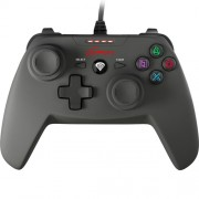 Gamepad Genesis P58 (PC, PS3) USB, PC, Playstation 3, Negru