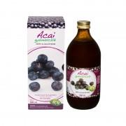 Mannavita Acai Gyümölcslé 100%-os 500-ml