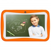 7 Pulgadas Tablet PC Para Niños 512MB 8G Quad Core Android Tablet RK3126 - Naranja