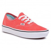 Гуменки VANS - Comfycush Authent VN0A3WM7WWC1 (Washed Canvas) Grenadine