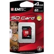 Emtec 4GB SD memory card 60x 4GB SDHC flashgeheugen