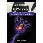 Ankh Hermes Vitamine B-12 tekort Hans Reijnen boek