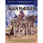 Wise Publications Iron Maiden: Somewhere Back In Time - The Best Of 1980-1989