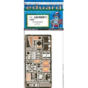 EDU73569 1:72 Eduard Color PE - B-17G Flying Fortress Rear Interior Detail Set (for use with the Airfix model kit) [MODEL KIT ACCESSORY]