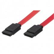 Cable SATA de datos Xtech XTC-309 rojo 50cm