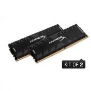 DDR4, KIT 16GB, 2x8GB, 4266MHz, KINGSTON HyperX Predator, CL19 (HX442C19PB3K2/16)