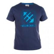 T-Shirt FREEGUN jersey Logo Bleu