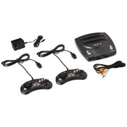 Retro-Bit RB-GENX-6058 Console NES & Genesis 2 in 1 System with 2 Controllers Standard Edition