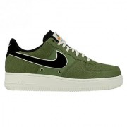 Air Force 1 07 Lv8 Men's Green Sneakers