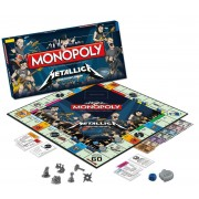 jeu Metallica - Rock Band monopole - WM-MONO-METAL LICA