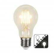 Star Trading Normal E27 4,2W Klar Sensor Filament Led