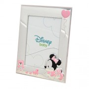 cornice da bambina minnie mouse paperelle 13x18 cm