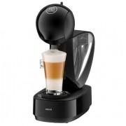 Espressor Nespresso Krups cu capsule KP173B31 Dolce Gusto Infinissima, 1500W, 15 bar, 1.2 l (Negru)